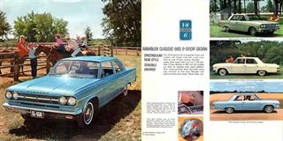 Rambler | 1965 Rambler Classic 660