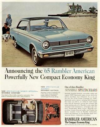 Rambler | 1965 Rambler American