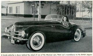 El primer automovil mexicano: DM Nacional