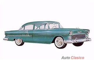 Chevrolet 1955 |