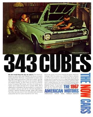 Rambler | 1967 Rambler American