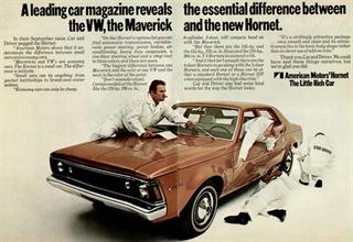 Rambler | 1970 American Motors Hornet