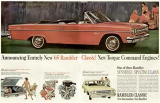 Rambler | 1965 Rambler Classic