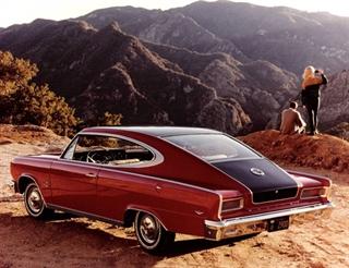Rambler | 1970 AMC Marlin