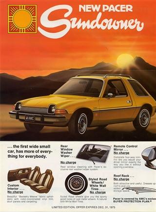 Rambler | 1975 AMC Pacer