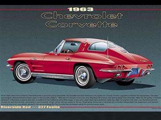 Corvette Sting Ray 1963-67