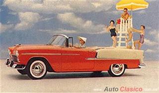 Chevrolet 1955, 1956 y 1957