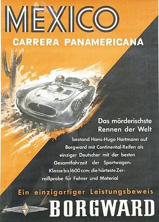 Historia del Borgward |